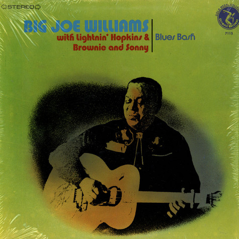 Big Joe Williams - Blues Bash