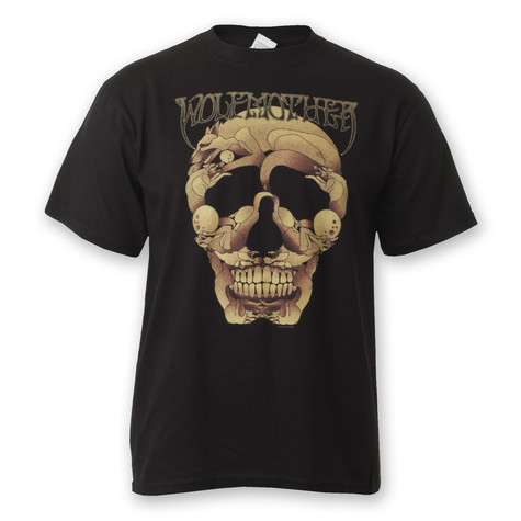 Wolfmother - Wolf Skull T-Shirt