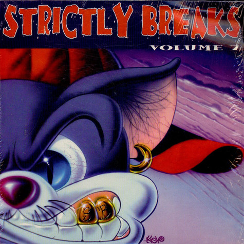 Strictly Breaks - Volume 7