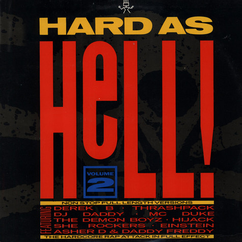 V.A. - Hard as hell vol.2