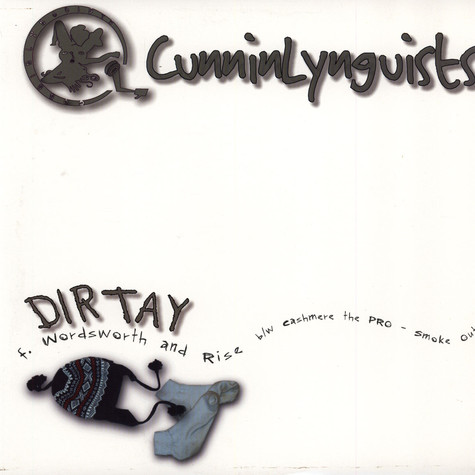 Cunninlynguists - Dirtay feat. Wordsworth & Rise