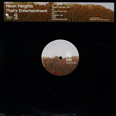 Neon Heights - That's Entertainment
