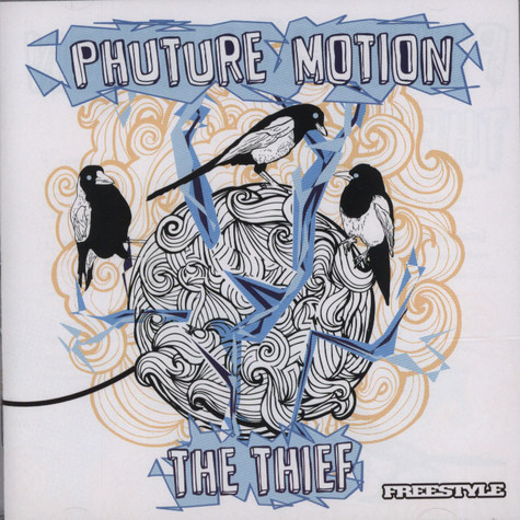 Phuture Motion - The Thief