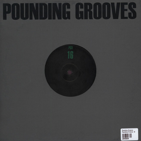 Pounding Grooves - Pounding Grooves 16