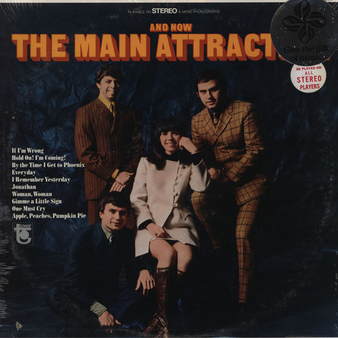 Main Attraction - And Now The Main Attraction