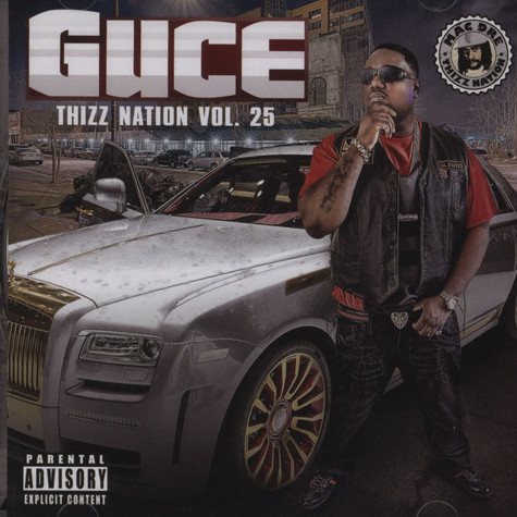 Guce - Thizz Nation 25