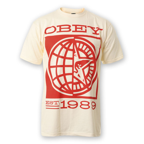 Obey - World Of Obey T-Shirt