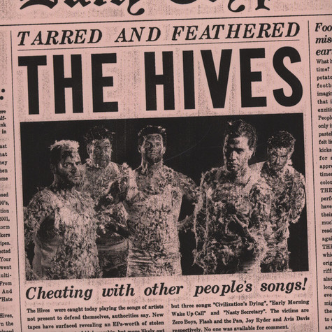 Hives, The - Tarred And Feathered