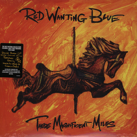 Red Wanting Blue - These Magnificent Miles