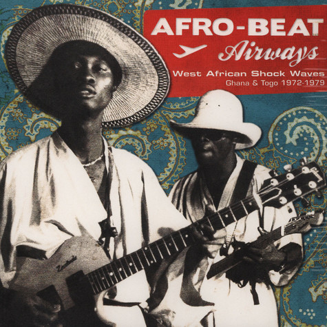 V.A. - Afro-Beat Airways Volume 1