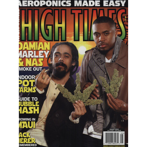 High Times Magazine - 2010 - 08 - August