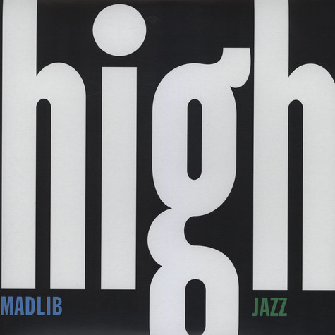 Madlib - Medicine Show Volume 7 - High Jazz