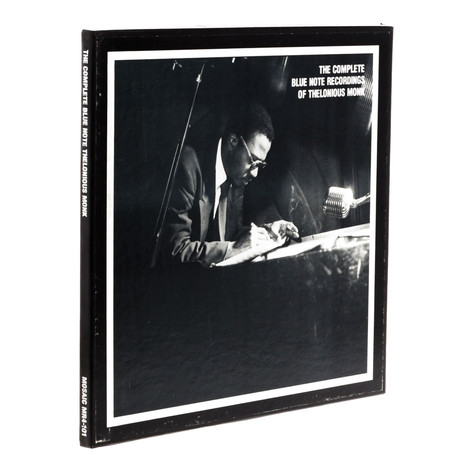Thelonious Monk - The Complete Blue Note Recordings Of Thelonious Monk