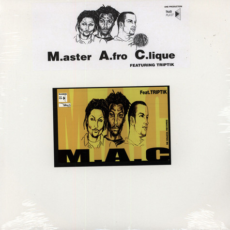 Master Afro Clique - Darkness