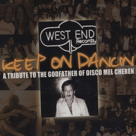 V.A. - Keep On Dancin': A Tribute To The Godfather Of Disco Mel Cheren