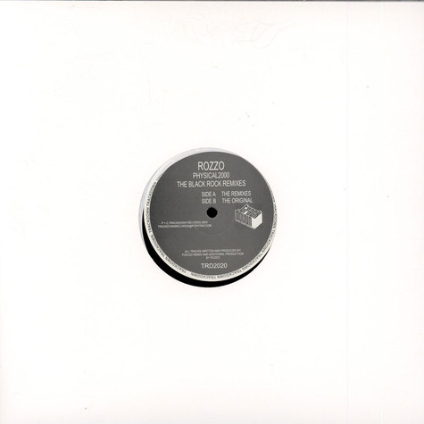 Rozzo - Physical 2000 (The Black Rock Remixes)