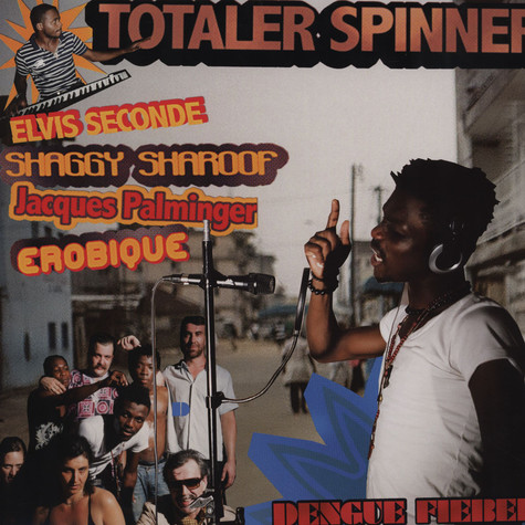 Erobique & Jacques Palminger - Totaler Spinner