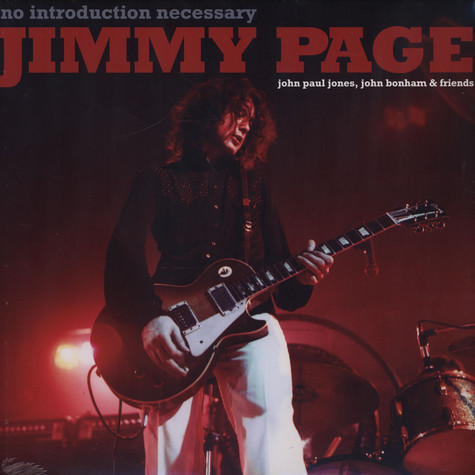 Jimmy Page - No Introduction Necessary 1968/1970