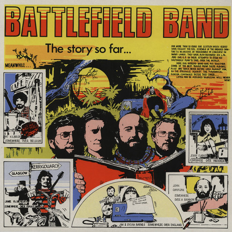 Battlefield Band - The Story So Far 1977-1980