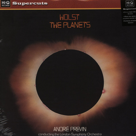 Andre Previn - Holst - The Planets (180 Gram)