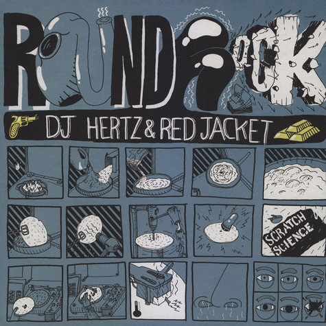 DJ Hertz & Red Jacket - Round Rock