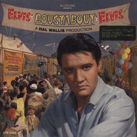 Elvis Presley - Roustabout Remastered