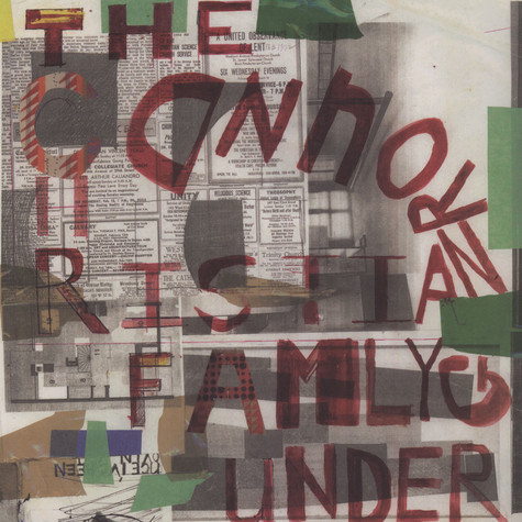 Christian Family Underground - For The Depth Of Your Union