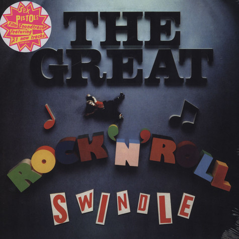 Sex Pistols - The Great Rock-N-Roll Swindle