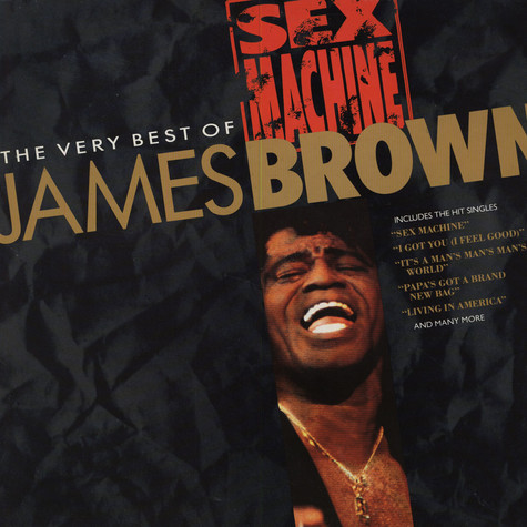 James Brown - The very best of james brown