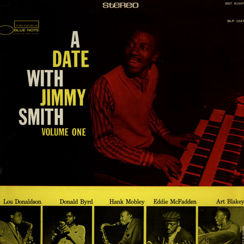 Jimmy Smith - A Date With Jimmy Smith Volume 1
