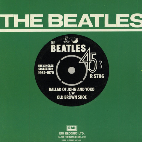 Beatles, The - Ballad Of John And Yoko