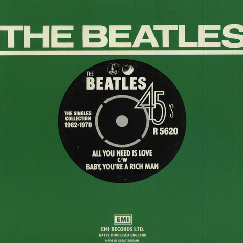 Beatles, The - All You Need Is Love