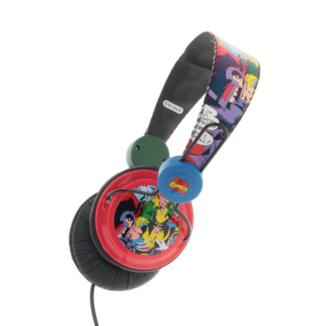 Coloud - Marvel X-Men Retro Headphones