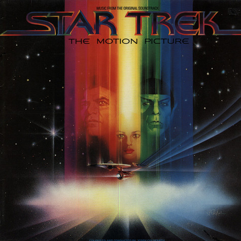 V.A. - OST Star Trek