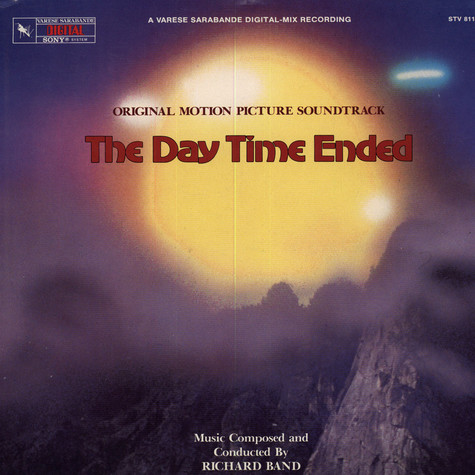 Richard band - OST The Day Time Ended