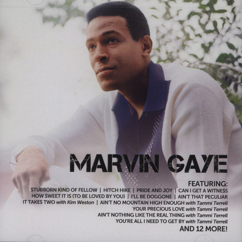 Marvin Gaye - Icon 2
