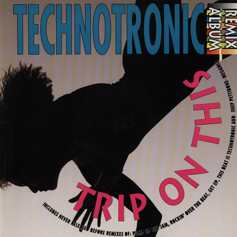 Technotronic - Trip On This - Remix Album