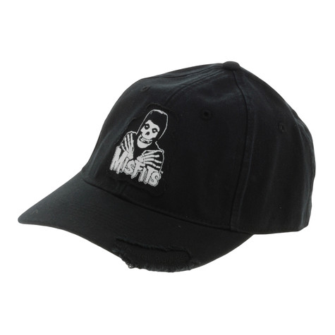 Misfits - Skull Adjustable Cap