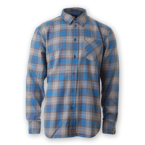 Dickies - Redfield LS Flannel Shirt