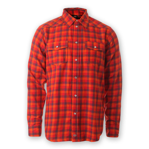 Dickies - Wray LS Flannel Shirt