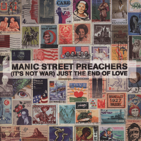 Manic Street Preachers - (Its Not War) Just The End Of Love