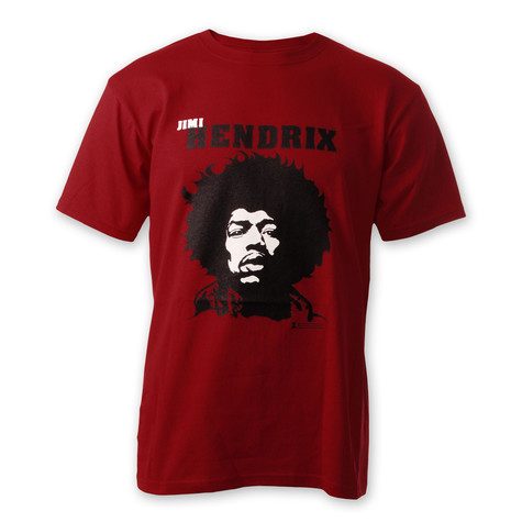 Jimi Hendrix - Close-Up T-Shirt