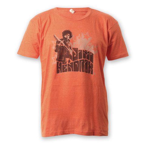 Jimi Hendrix - Superstars T-Shirt