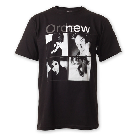 New Order - Low Life Photos T-Shirt