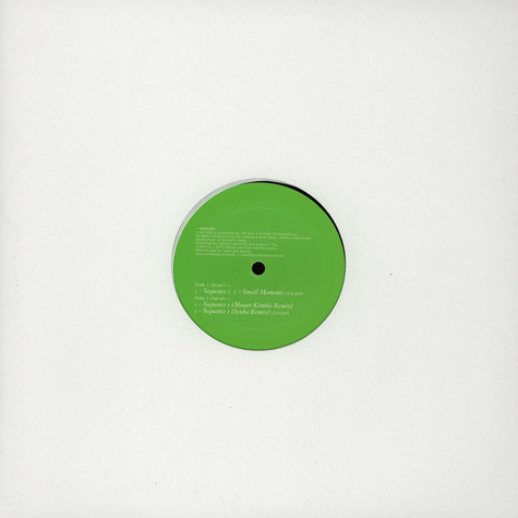Will Saul & Mike Monday - Sequence 1 EP Scuba Remix