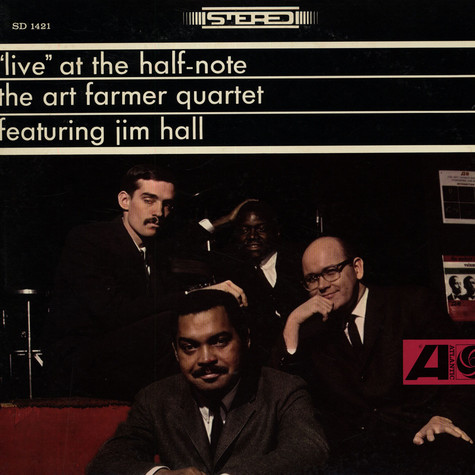 Art Farmer Quartet, The - Live At The Half-Note