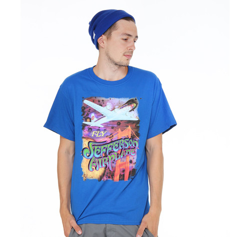 Jefferson Airplane - Fly J.A. T-Shirt