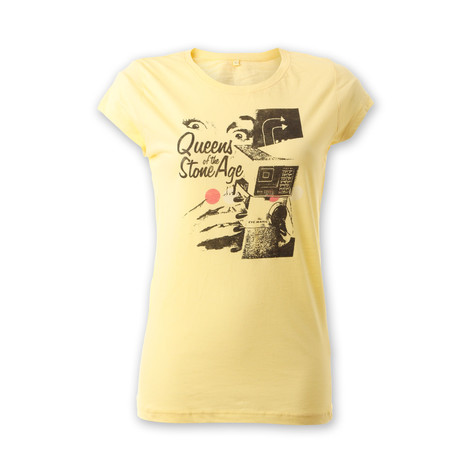 Queens Of The Stone Age - Home Video Women T-Shirt