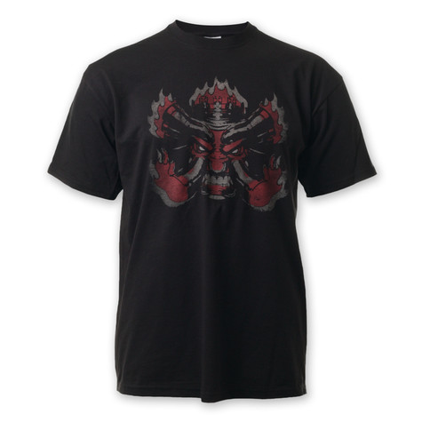 Monster Magnet - Bullgod Raster T-Shirt