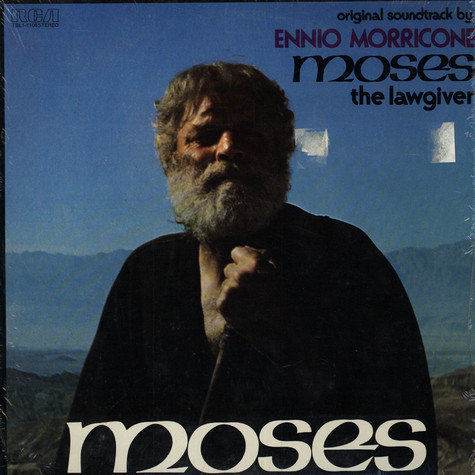 Ennio Morricone - OST Moses The Lawgiver